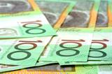 australian $100 notes poster