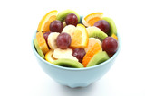 Fototapety fruit salad