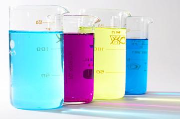 colour liquids