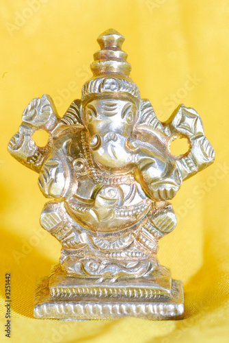 indian hindu ganesh god