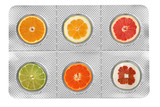 Fototapety vitamin c