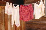 primitive clothes dryer