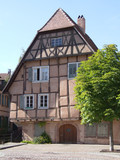 old alsatian house