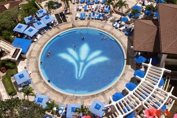 great unique pool