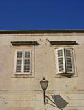 dalmatian facade poster
