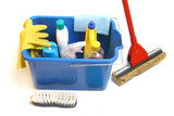 cleaning products poster