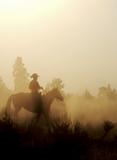 cowboy silhouette-