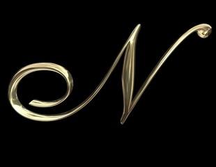 lettera n