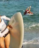 lifeguard race poster