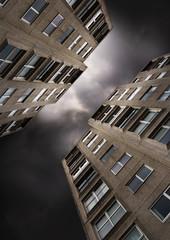 building flats