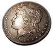 coin - morgan silver dollar