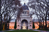 royal exhibition buildings poster