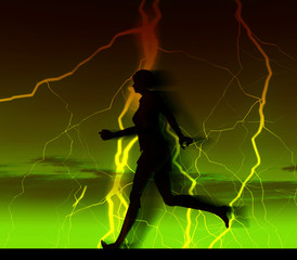 female runner 29