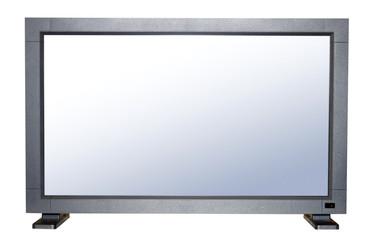modern flat tv