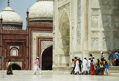 Fotobehang Delhi indian culture