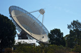 radio telescope poster