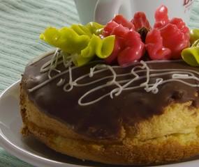 sponge pastry