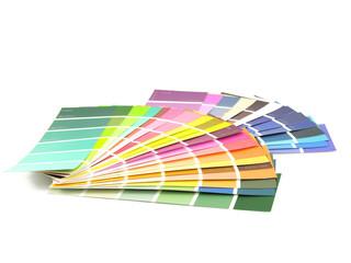 nuancier couleurs / color chart