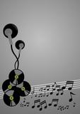 musik mobil sound poster