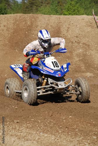 Fototapeta motocross003