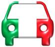 auto italien car italy