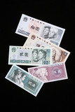 chinese banknotes poster