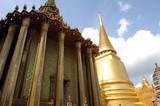 thailand, bangkok: grand palace poster