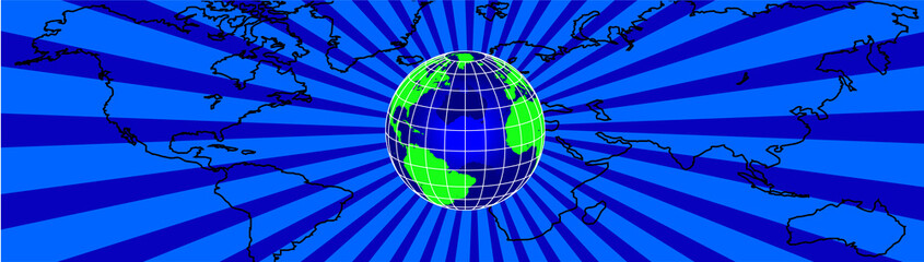 world map background banner2