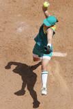 softball overhead 01 poster