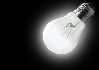 included  electric lamp