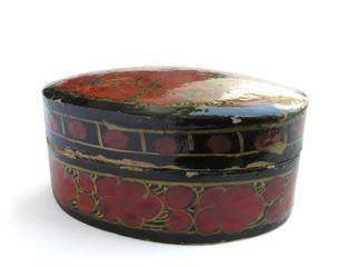 1216 - coffret à bijoux (détourage inclus)