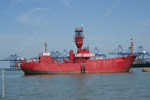 east goodwin lightship