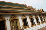 the grand palace, bangkok, thailand - travel and t poster