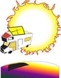energia solare poster