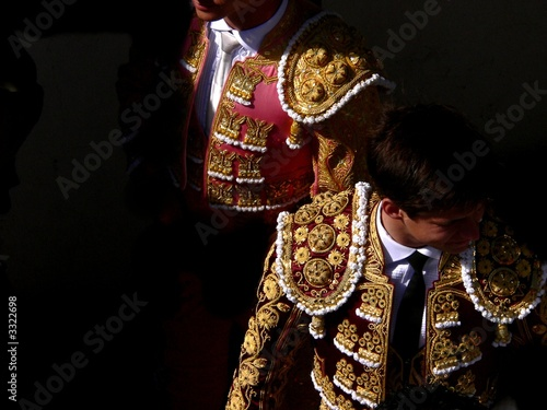 Leinwanddruck Bild costumes