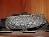stones in sauna poster