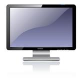 Fototapety lcd monitor