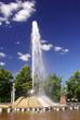 fountain in marianske lazne