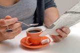 les infos-café poster