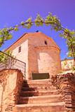 orthodox church in manastirec village poster