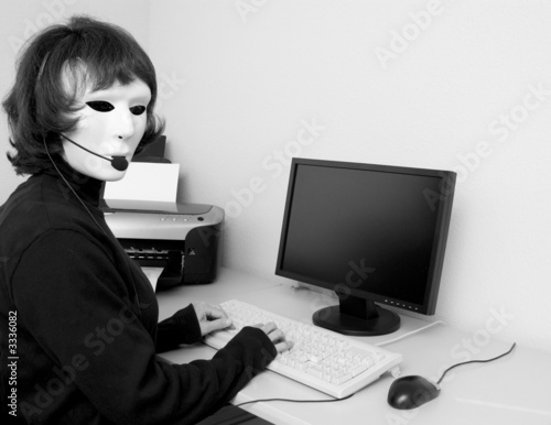 faceless helpdesk