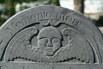 new england tombstones