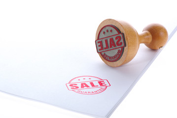sale rubber stamp