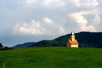 little church in austria