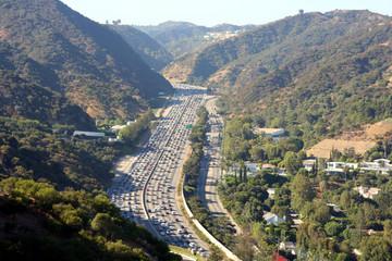 capacious motorway