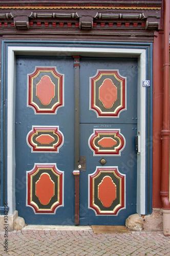 alte t ren von brigitte bohnhorst lizenzfreies foto 3362056 auf. Black Bedroom Furniture Sets. Home Design Ideas
