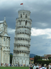 inclined tower pisa