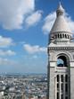 clocher du sacré-coeur de paris