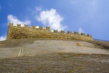 sperlinga, castello medievale