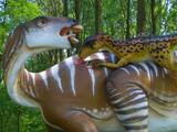 iguanodon (guanodon bernissartensis )-
